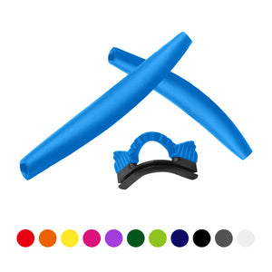 Silicone Replacement Ear Socks & Nose Piece For-Oakley M Frame Options