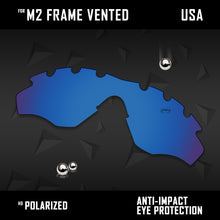 Load image into Gallery viewer, Anti Scratch Polarized Replacement Lenses for-Oakley M2 Frame Vented Options