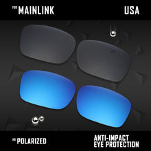 Load image into Gallery viewer, Anti Scratch Polarized Replacement Lenses for-Oakley Mainlink OO9264 Options