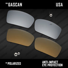 Load image into Gallery viewer, Anti Scratch Polarized Replacement Lenses for-Oakley Oil Drum Options
