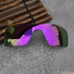 LensOcean Polarized Replacement Lenses for-Oakley Probation-Multiple Choice
