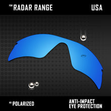Load image into Gallery viewer, Anti Scratch Polarized Replacement Lenses for-Oakley Radar Range Options