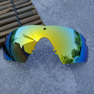 LensOcean Polarize Replacement Lenses for-Oakley SI Ballistic M Frame 2.0-Option