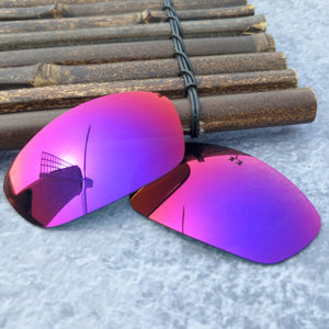 LensOcean Polarized Replacement Lenses for-Oakley Juliet-Multiple Choice