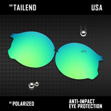 Load image into Gallery viewer, Anti Scratch Polarized Replacement Lenses for-Oakley Tailend OO4088 Options