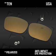 Load image into Gallery viewer, Anti Scratch Polarized Replacement Lenses for-Oakley Ten X OO9128 Options