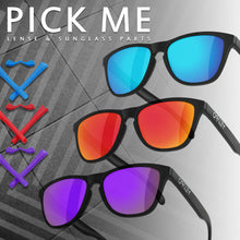 Load image into Gallery viewer, RAWD Polarized Replacement Lenses for-Oakley Hijinx -Options