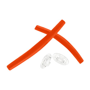 Silicone Replacement Ear Socks & Nose Piece For-Oakley Whisker Options
