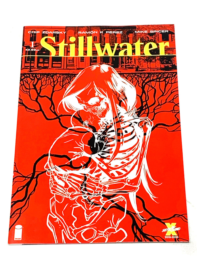 HUNDRED WORD HIT #17 - STILLWATER #1
