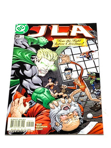 HUNDRED WORD CHRISTMAS HIT #3 - JLA #60