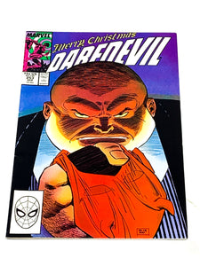 HUNDRED WORD CHRISTMAS HIT #5 - DAREDEVIL #253