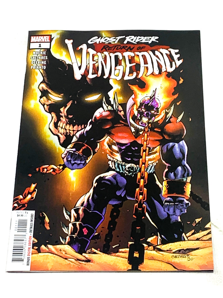 HUNDRED WORD HIT #46 - GHOST RIDER: RETURN OF VENGEANCE