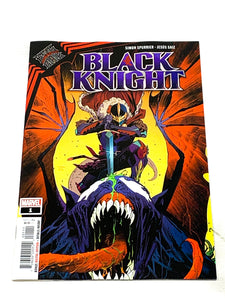 HUNDRED WORD HIT #59 - BLACK KNIGHT #1