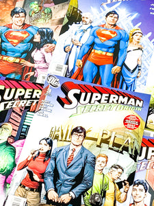 HUNDRED WORD HIT #5 - SUPERMAN: SECRET ORIGIN #1-6