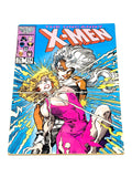 UNCANNY X-MEN #214. FN- CONDITION.