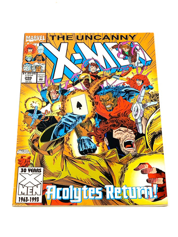 UNCANNY X-MEN #298. VFN- CONDITION.