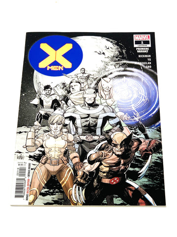 X-MEN VOL.5 #1. VARIANT COVER. NM CONDITION.