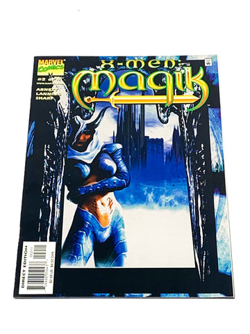 X-MEN - MAGIK #2. NM CONDITION.