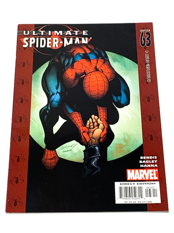 ULTIMATE SPIDER-MAN #63. VFN CONDITION.