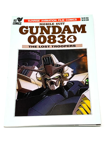 MOBILE SUIT GUNDAM 00834 - THE LOST TROOPERS. NM CONDITION.