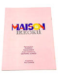 MAISON IKKOKU PART 1 #6. VFN CONDITION.