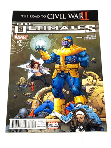 THE ULTIMATES VOL.4 #7. NM CONDITION.