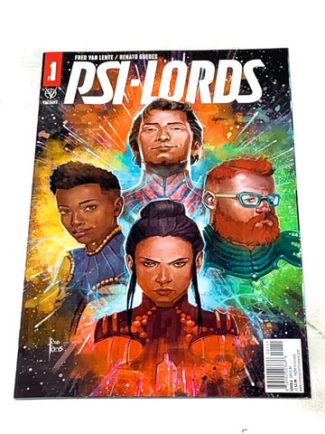 PSI-LORDS VOL.2 #1. NM CONDITION.