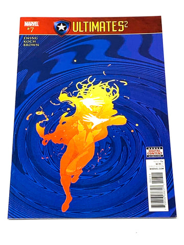 THE ULTIMATES2 #7. NM CONDITION.