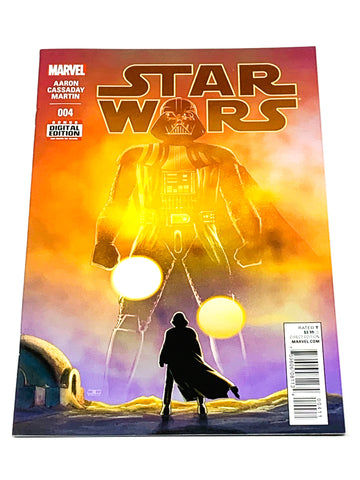 STAR WARS VOL.2 #4. NM CONDITION.