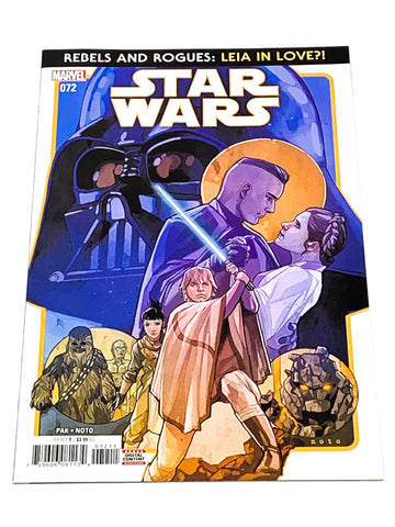 STAR WARS VOL.2 #72. NM CONDITION.