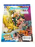 AQUAMAN ANNUAL #2. NEW 52! NM- CONDITION.