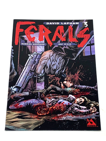 FERALS #3. NM CONDITION.