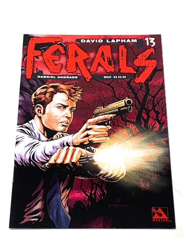 FERALS #13. NM CONDITION.
