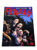 FERALS #15. NM CONDITION.