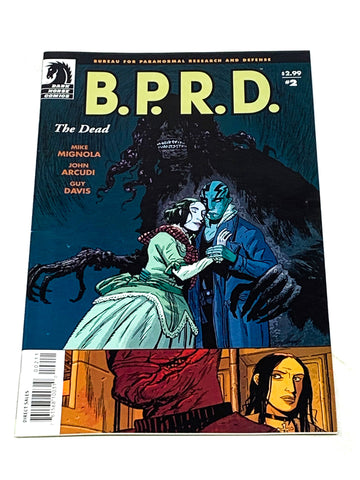 BPRD - THE DEAD #2. NM CONDITION.