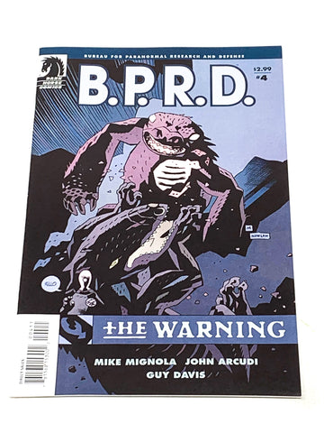 BPRD - THE WARNING #4. NM CONDITION.