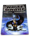 WHITE DWARF #48. VG+ CONDITION.