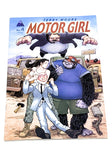 MOTOR GIRL #4. NM CONDITION.