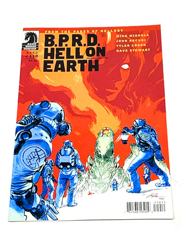 BPRD - HELL ON EARTH #110. NM CONDITION.