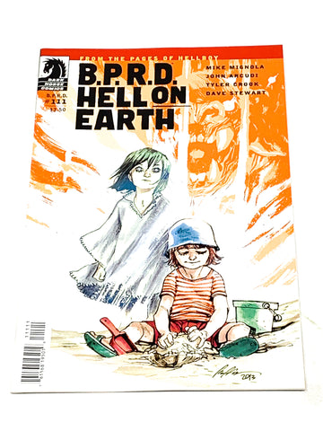 BPRD - HELL ON EARTH #111. NM CONDITION.