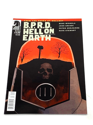 BPRD - HELL ON EARTH #132. NM CONDITION.