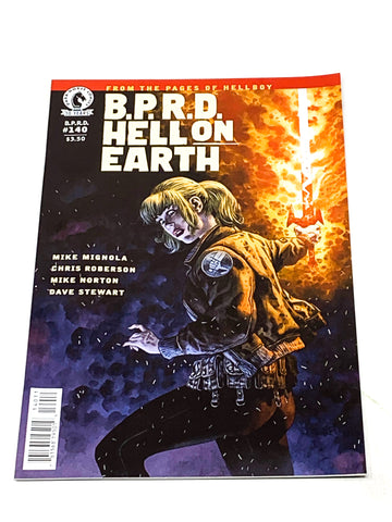 BPRD - HELL ON EARTH #140. NM CONDITION.