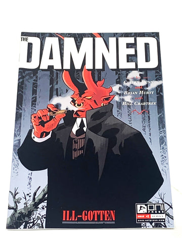 THE DAMNED VOL.2 #2. NM CONDITION.
