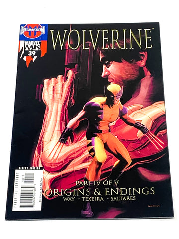 WOLVERINE VOL.3 #39. NM CONDITION.