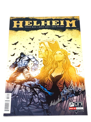 HELHEIM #3. NM CONDITION.