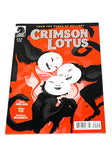 CRIMSON LOTUS #2. NM CONDITION.