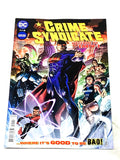 CRIME SYNDICATE #1. NM CONDITION.