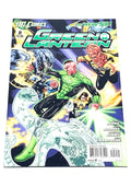 GREEN LANTERN - NEW 52 #2. NM CONDITION