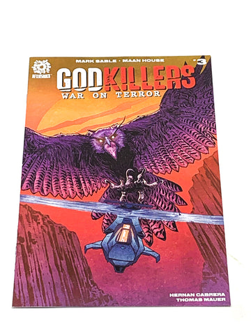 GODKILLERS #3. NM CONDITION.