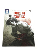 HONOR AND CURSE #1. NM- CONDITION.